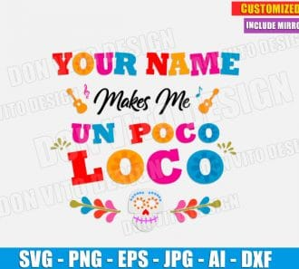 Coco Logo Customised SVG dxf png cut files image vector clipart - DonVitoDesign Store -