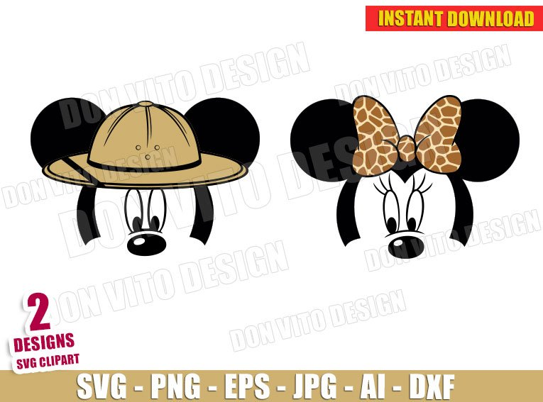Mickey & Minnie Mouse Clip Art 3 - Mickey Minnie Mouse Flowers - Free  Transparent PNG Download - PNGkey
