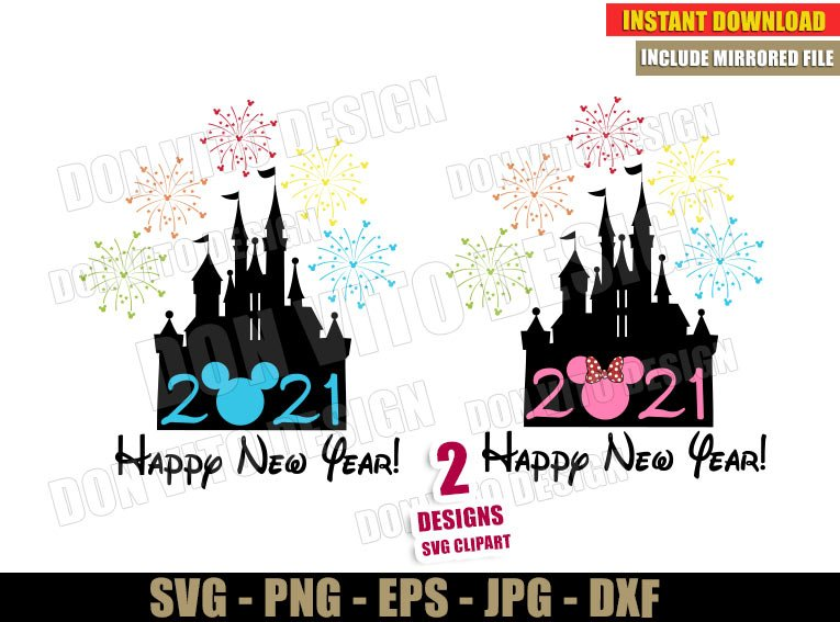 Disney Castle Minnie and Mickey Mouse Head Svg Tinkerbell  trip to Disney 2021 for Cricut and Silhouette svg