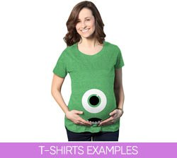 T-Shirt Examples on Amazon