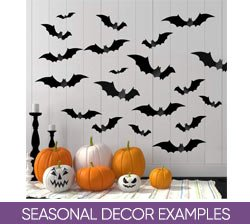 Halloween Decor Examples on Amazon
