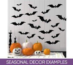Halloween Decor Examples on Amazon