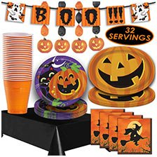 Halloween Tableware and Decorations