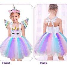 Halloween Unicorn Costumes for Girls