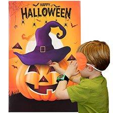 MISS FANTASY Halloween Games for Kids
