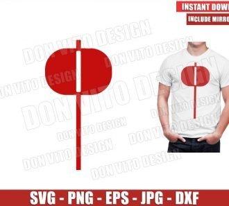 Omni-Man Logo (SVG dxf png) Invincible Super Hero TV Series Cut File Cricut Silhouette Vector Clipart - Don Vito Design Store